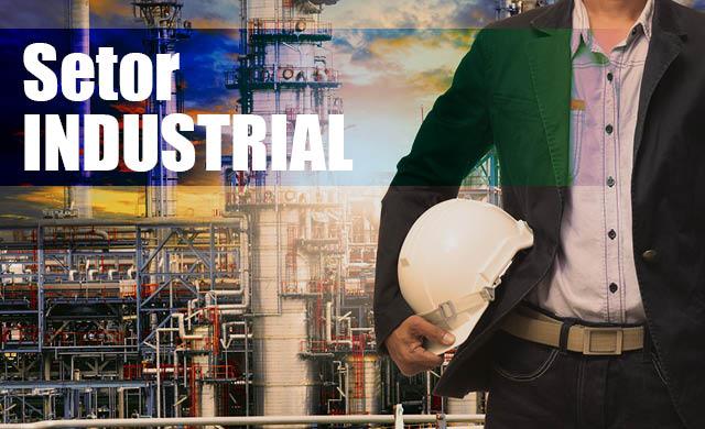 Resultado de imagem para imagens setor industrial