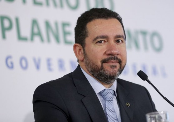 Brasília - O ministro do Planejamento, Dyogo de Oliveira anuncia corte de  4.307 cargos e funções comissionadas (Wilson Dias/Agência Brasil)