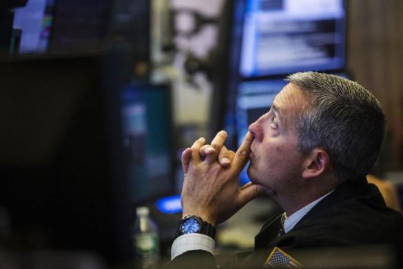 Un operatore a lavoro. REUTERS/Lucas Jackson