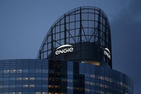 Prédio do grupo francês de gás e energia Engie em La Défense, perto de Paris 02/03/2016 REUTERS/Jacky Naegelen